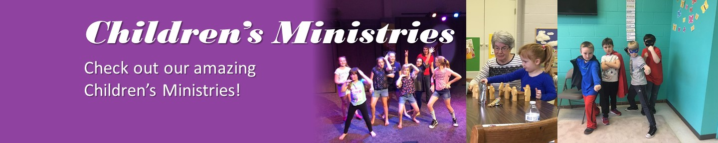 Asbury Children's Ministries