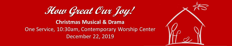 Christmas Musical/Drama