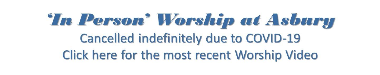 Worship COVID-19